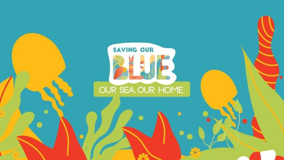 X'inhu l-għan tal-kampanja Saving Our Blue?