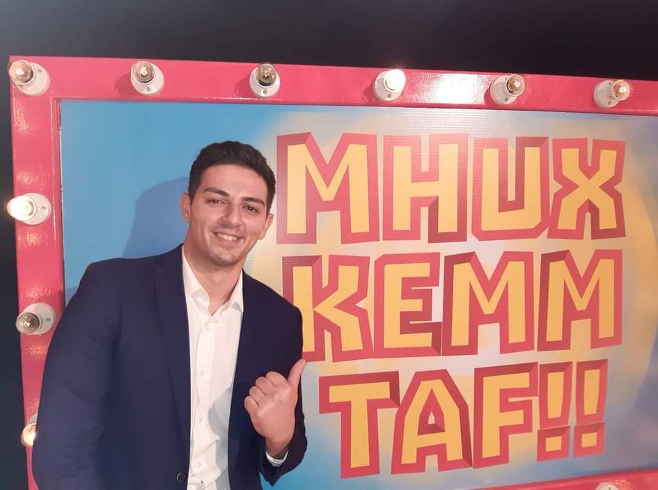 """""""Nixtieq li nkompli nevolvi ħalli nferraħ aktar nies"""" – Matthew Sant Sultana"""