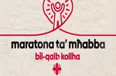 Filmat: Maratona Ġbir ta' Fondi b'risq Caritas Malta – Maratona ta' Mħabba – Nhar is-Sibt 14 ta' Novembru