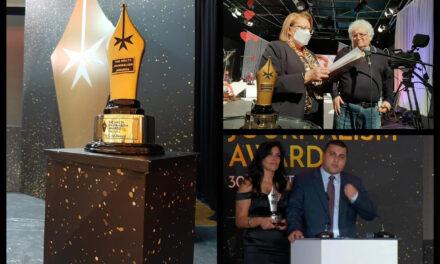 Il-programm Xarabank jirbaħ żewġ unuri – Malta Journalism Awards