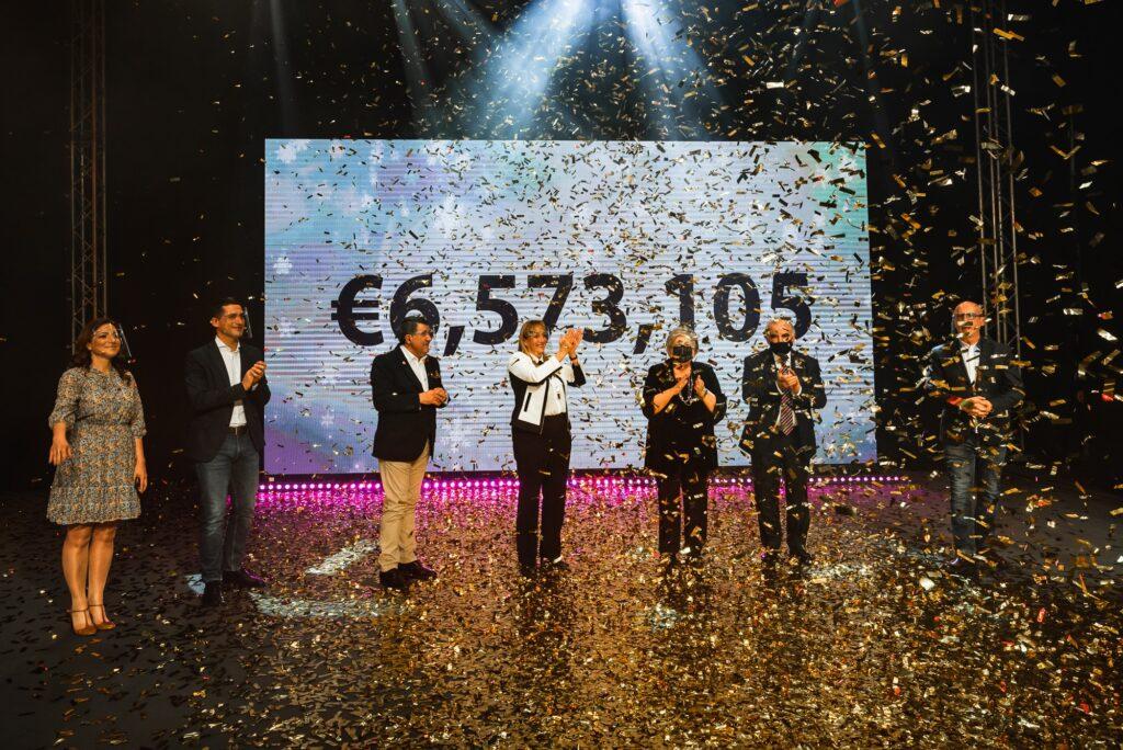 Inġabru 'l fuq minn €6.5 miljun waqt l-Istrina