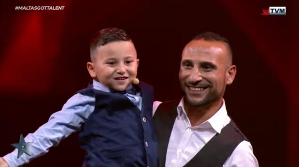 Jomike u Lydon jirbħu l-ewwel edizzjoni ta' Malta's Got Talent