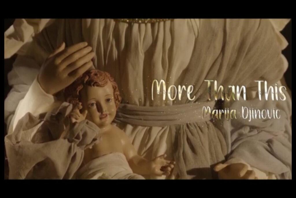 Filmat: More Than This – Kanzunetta ġdida ta' Marija Djinovic – Tifla ta' 11-il sena