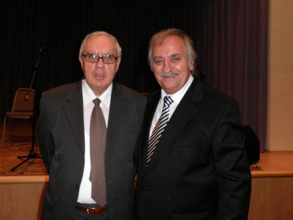 Il-ħbiberija li kellu l-attur Mario Micallef mal-Prof. Oliver Friggieri