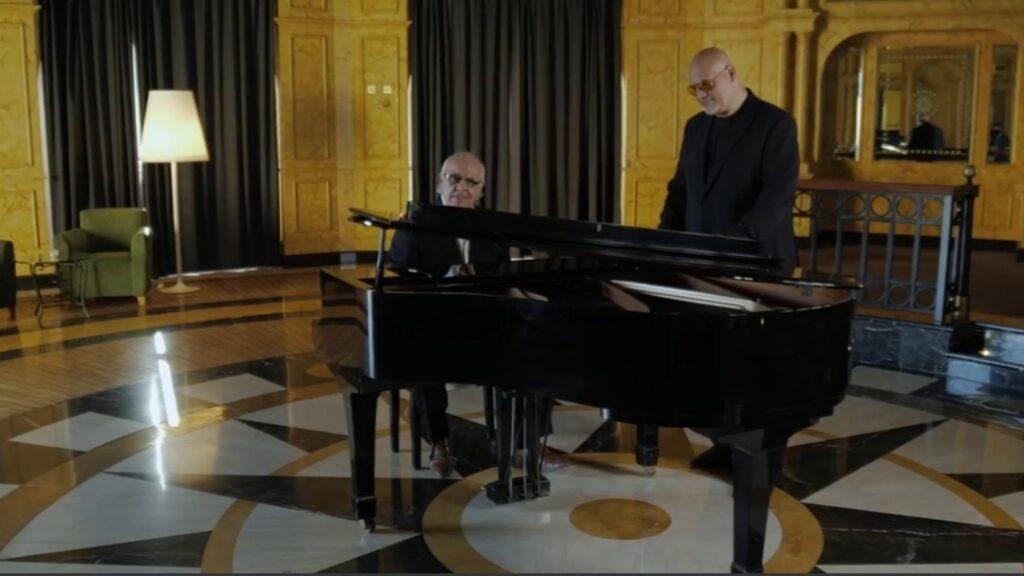 Filmat: Interpretazzjoni ta' kanzunetta klassika minn Adrian Galea u Godwin Lucas