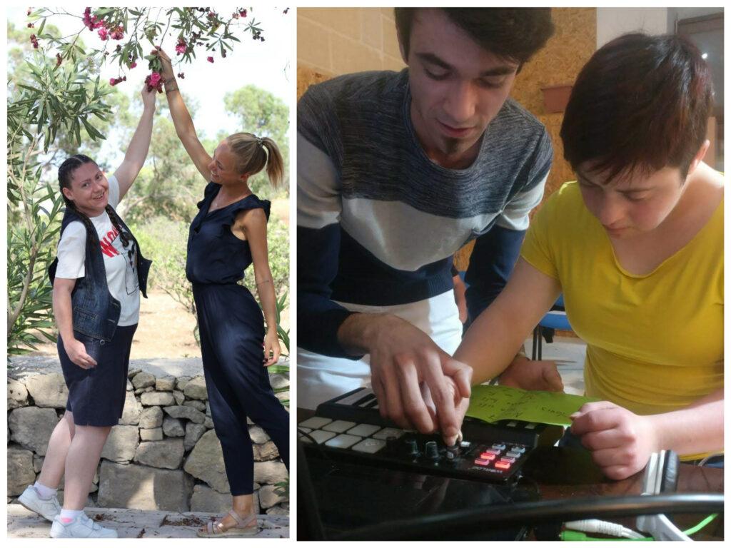 Volontarjat mal-Aġenzija Sapport – Sharing Lives