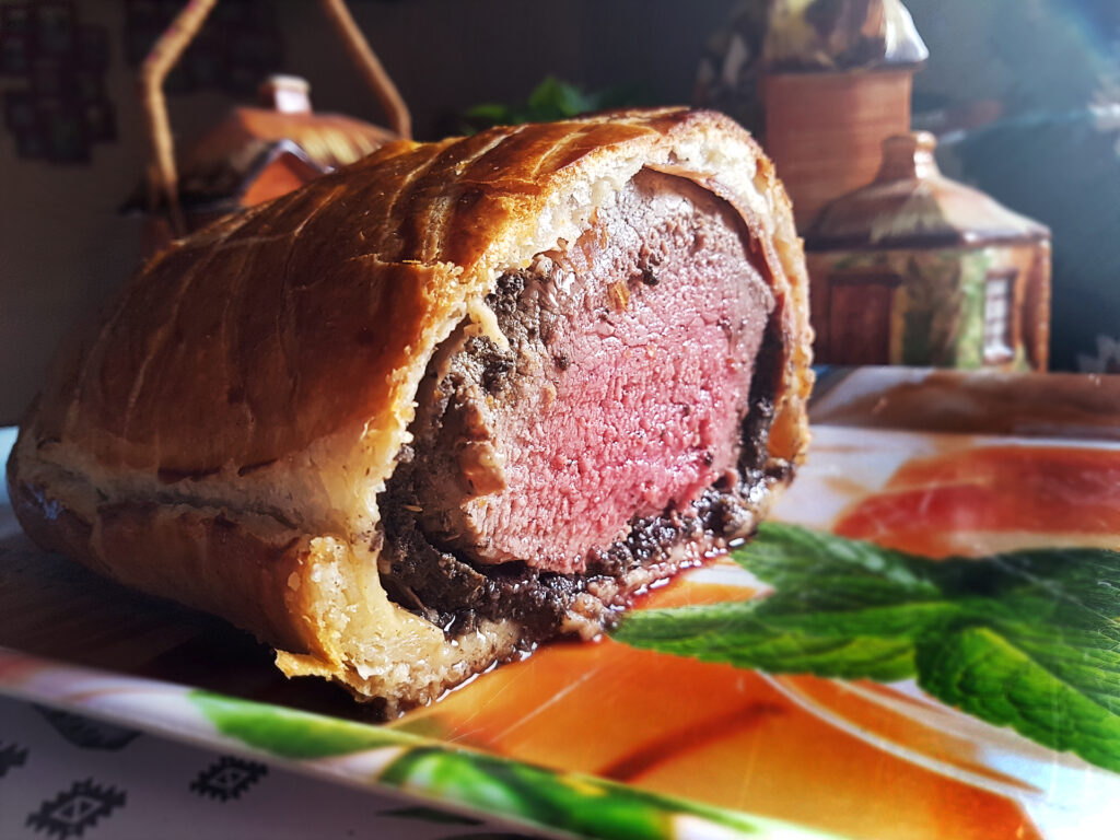 Riċetta: Beef Wellington