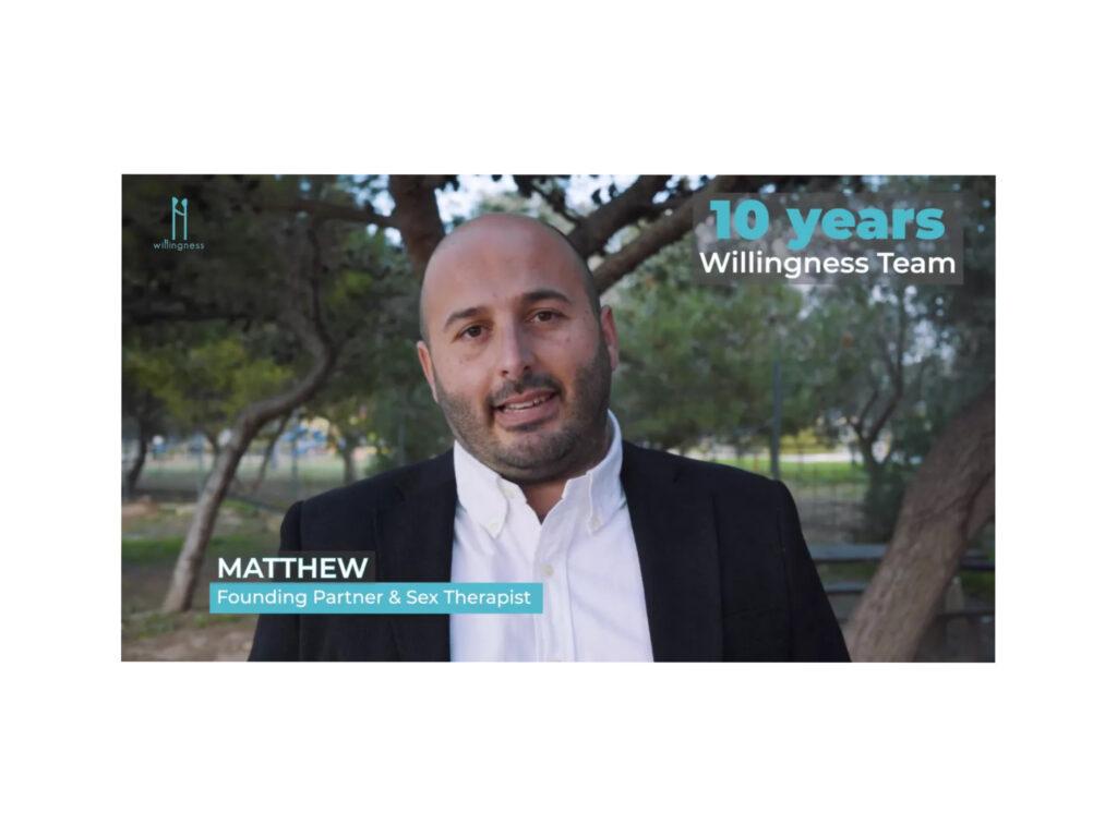 Filmat: 10 snin ta' ħidma mill-Willingness Team kontra l-istigma tas-saħħa mentali