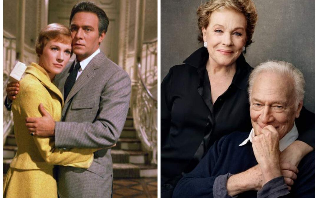Julie Andrews tiddeskrivi lil Christopher Plummer bħala ħabib għażiż