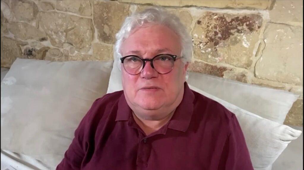 """Filmat: """"Għandkom id-dmir li tmorru l-ħabs u tinvestigaw"""" – Peppi Azzopardi"""