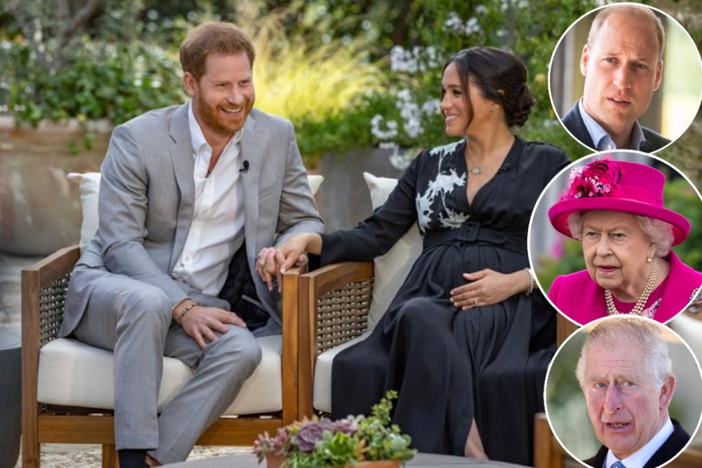 X'ġie żvelat waqt l-intervista li Oprah Winfrey għamlet lil Harry u Meghan?