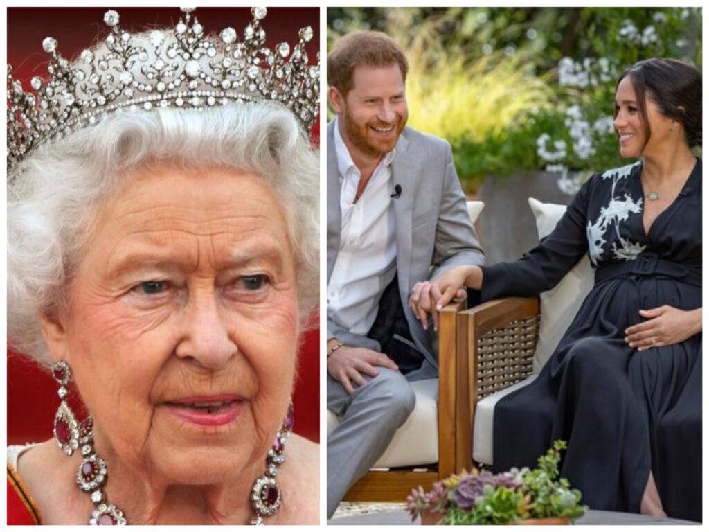 Stqarrija mill-Palazz Buckingham dwar l-Intervista ta' Harry u Meghan
