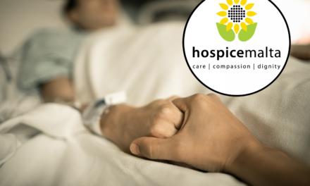 Filmat: Servizz ta' Bereavement Support lill-Familji tal-Vittmi tal-Covid-19 minn Hospice Malta