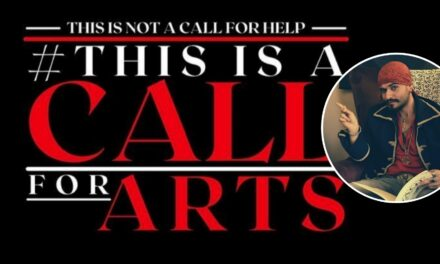 This Is A Call For Arts – X'inhi?