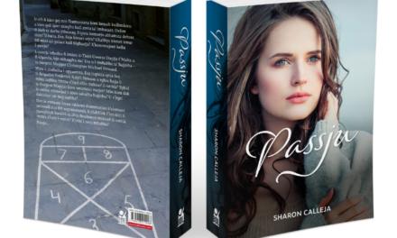 Passju – Ktieb ġdid minn Sharon Calleja
