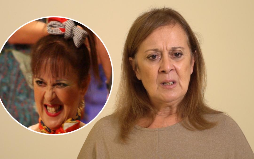 Filmat: X'kellha xi tgħid l-attriċi Rita Camilleri dwar Lino Grech?