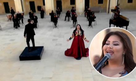 Filmat: Verżjoni Sinfonika  tal-kanzunetta 'Je Me Casse'