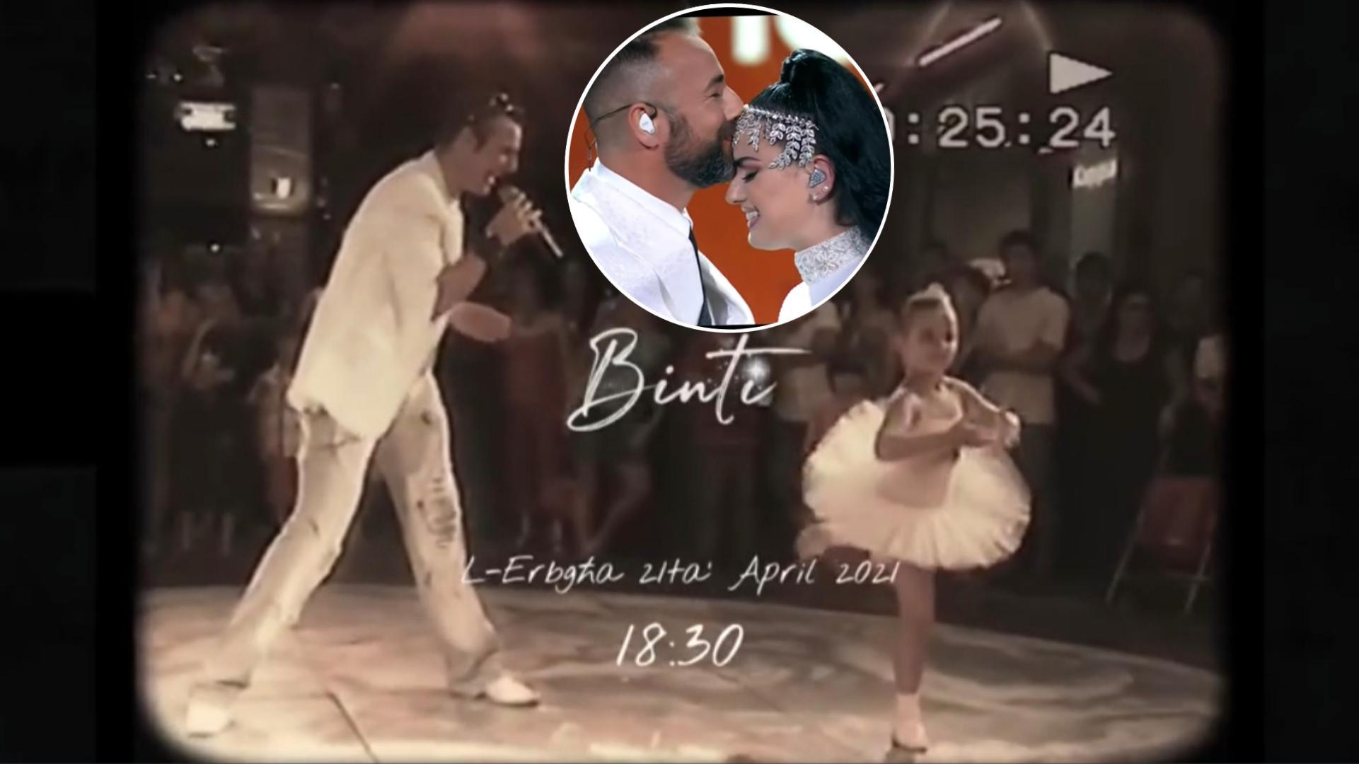 Nhar l-Erbgħa li ġej jitnieda l-vidjow mużikali tal-kanzunetta 'Binti'