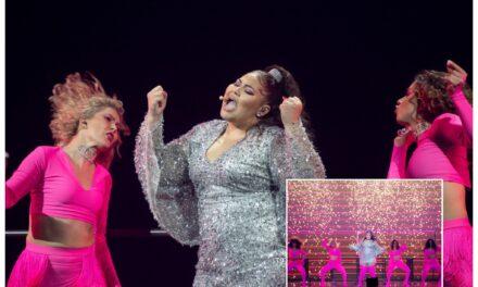 Filmat: It-tieni prova ta' Destiny għall-Eurovision Song Contest