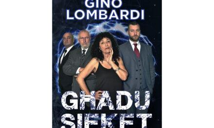 Filmat: Għadu Sieket – Rumanz ġdid minn Gino Lombardi