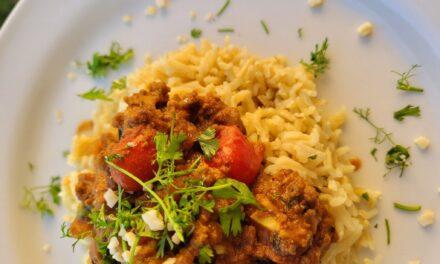 Riċetta: Kheema Beef Curry