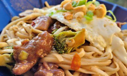 Riċetta: Noodles biċ-Ċanga stil Mongoljan