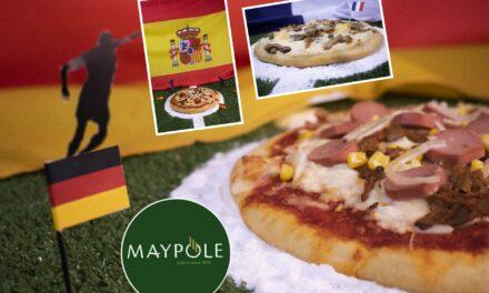 160 Pizza kull minuta waqt il-EURO 2016