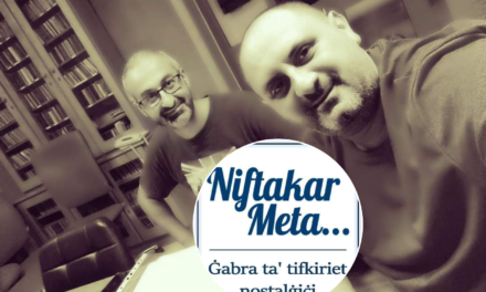 Niftakar Meta.. – Mis-7 ta' Lulju fuq ir-radju wkoll