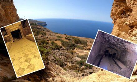 Filmati esklussivi tal-Istazzjon tat-Trasmissjoni taħt l-art ta' Ħad-Dingli