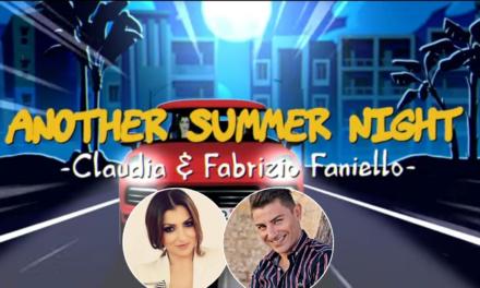 Filmat: Verżjoni ġdida tal-kanzunetta 'Another Summer Night' minn Fabrizio u Claudia Faniello
