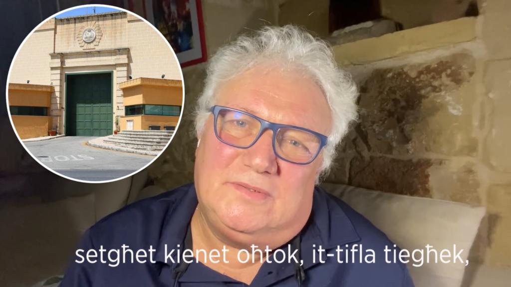 """Filmat: """"..Ma nistgħux naċċettaw li n-nies li jgħixu f'dan il-pajjiż ikunu ttrattati ta' żibel.."""" – Peppi Azzopardi"""