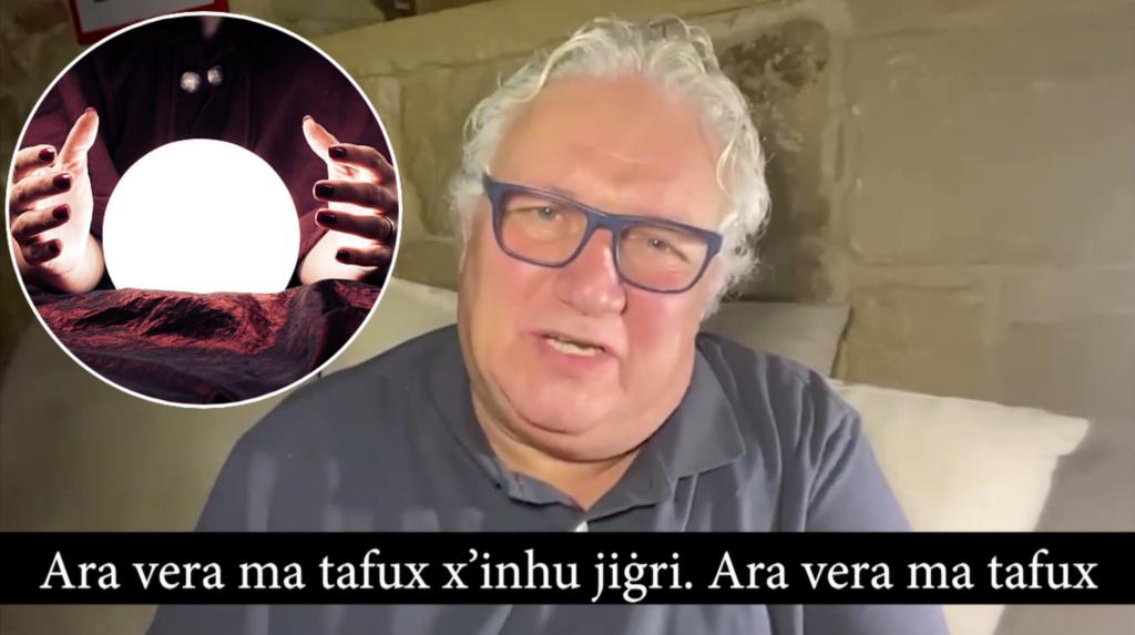 """Filmat: """"Għamlilha magħmul biex jaqbadha kanċer. X'inhu jiġri?"""" – Peppi Azzopardi"""
