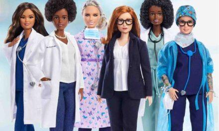 Il-Kumpanija Mattel tonora lill-Frontliners Mediċi tal-Covid-19 b'Pupi Ġodda ta' Barbie