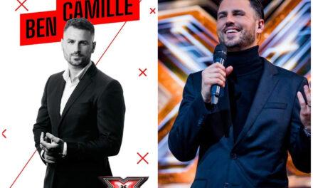 Ben Camille se jkun qed jippreżenta t-tielet edizzjoni ta' X Factor Malta
