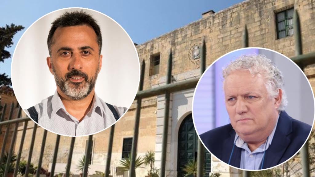 Il-Prof. Andrew Azzopardi u Peppi Azzopardi jippreżentaw 100 proposta dwar il-Ħabs