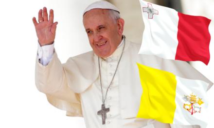 Il-Papa Franġisku aktarx iżur Malta f'Novembru li ġej