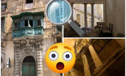 Filmat: Avventura li tieħdu f'Dar f'Bormla li ilha teżisti madwar 500 sena!