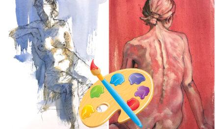 Din hi li hi – Esebizzjoni b'xogħlijiet tal-Arti Nuda mill-artist Patrick Dalli