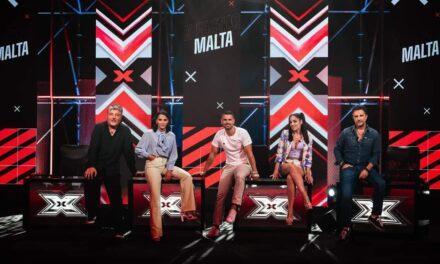 X Factor Malta jirritorna llejla! Se tarah?