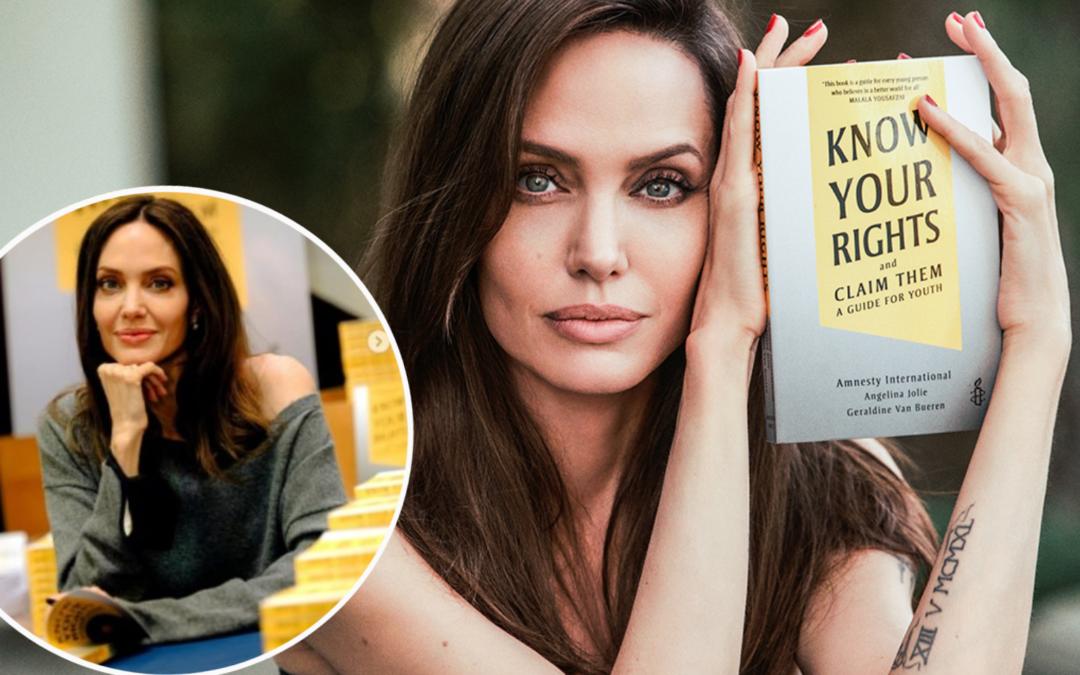 Angelina Jolie tippubblika ktieb ġdid li jippromwovi żgħażagħ jaħdmu għal soċjetà aktar ugwali
