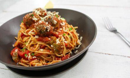 Riċetta: Spagetti bil-Meatballs